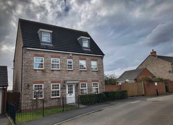 Thumbnail 5 bed detached house for sale in Bronllys Grove, Coedkernew, Newport