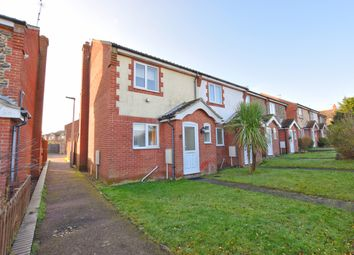 Thumbnail 2 bedroom end terrace house to rent in Cromer Road, Mundesley, Norwich