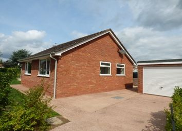 Thumbnail 4 bed property to rent in Huntham Close, Stoke St. Gregory, Taunton