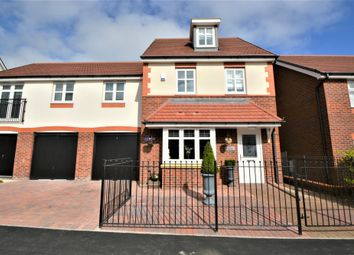 Thumbnail 3 bed town house to rent in Camberwell Drive, Walton Locks, Warrington