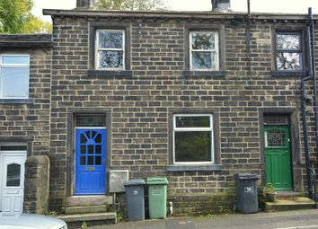 Thumbnail 2 bed terraced house for sale in Sheffield Road, New Mill, Holmfirth