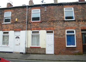 Thumbnail 1 bed terraced house to rent in Wheeldon Street, Gainsborough