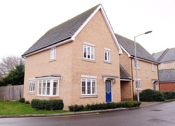 Thumbnail 3 bed detached house for sale in Greenland Gardens, Great Baddow, Chelmsford