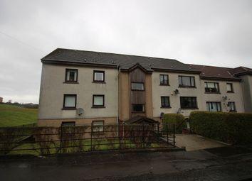 Thumbnail 2 bed flat for sale in Kilcreggan View, Greenock