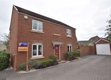 Thumbnail 4 bed detached house for sale in Cannon Corner, Brockworth, Gloucester