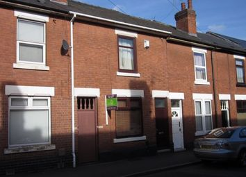 2 bed terraced house to rent in Stanley Street, Derby DE22