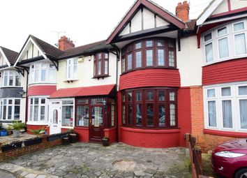 Thumbnail 3 bed terraced house for sale in Ashburton Avenue, Ilford, Essex