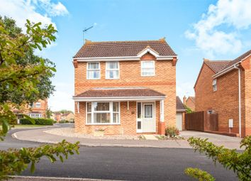 Thumbnail 3 bed detached house for sale in Henley Way, Ely