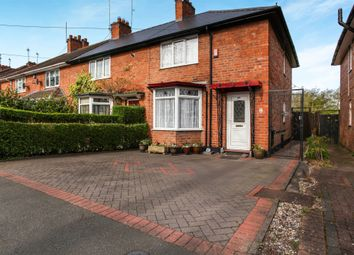 Thumbnail 3 bedroom end terrace house for sale in Ashbrook Road, Birmingham
