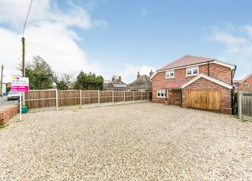 Thumbnail 5 bed detached house for sale in Bells Lane, Glemsford, Sudbury