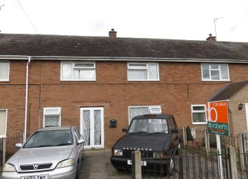 Thumbnail 3 bed terraced house for sale in Orchard Close, Penkridge, Stafford