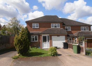 Thumbnail 3 bed semi-detached house to rent in Rosebery Avenue, Epsom