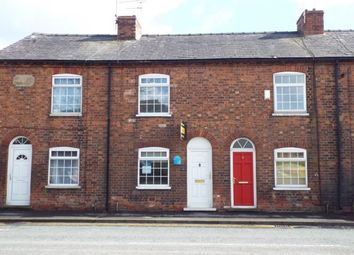 Thumbnail 2 bed terraced house for sale in Pratchitts Row, Nantwich, Cheshire