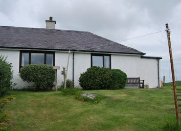 Thumbnail 2 bed detached house for sale in Sollas, Isle Of North Uist