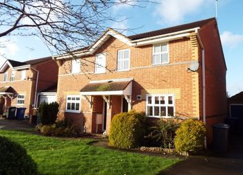 Thumbnail 2 bed property to rent in Ashbrook Close, Uttoxeter