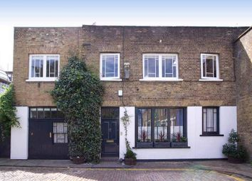 Thumbnail 4 bed mews house to rent in Railey Mews, London