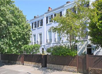 St John's Wood Terrace, London NW8. 5 bed terraced house