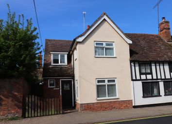 Thumbnail 3 bedroom semi-detached house to rent in Benton Street, Hadleigh, Ipswich, Suffolk