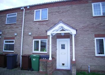 Thumbnail 1 bed town house to rent in Sixfield Close, Lincoln