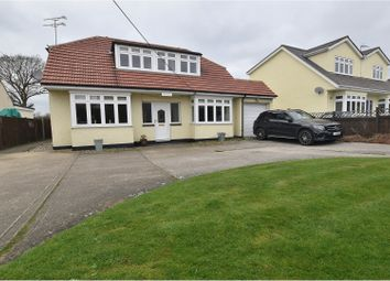 Thumbnail 4 bed detached house for sale in Southend Road, Chelmsford