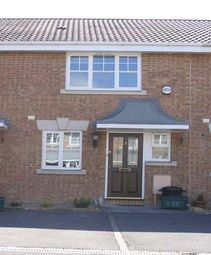 Thumbnail 2 bed terraced house to rent in Constable Close, Keynsham