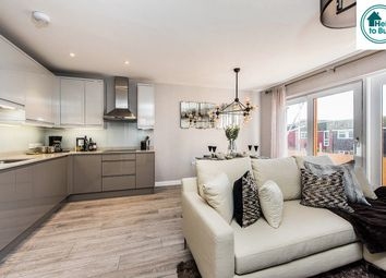 Thumbnail 1 bed flat for sale in King Charles Road, Surbiton