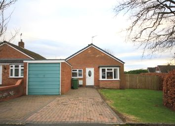 Thumbnail 2 bed detached bungalow to rent in Sheltwood Close, Redditch