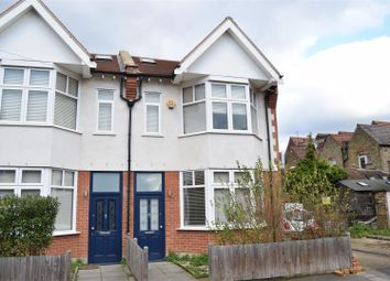 Thumbnail 4 bed property for sale in Quintin Avenue, London