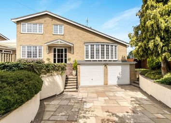 Thumbnail 4 bed detached house for sale in East End, Kirmington