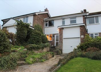 Thumbnail 3 bed terraced house for sale in Simons Close, Simmondley, Glossop, Derbyshire