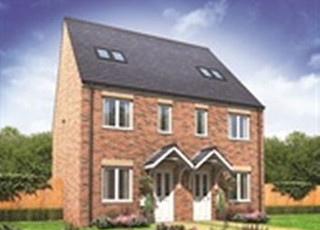 Thumbnail 3 bedroom terraced house for sale in Moorfield Way, Wilberfoss, York