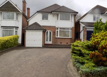 Thumbnail 3 bed detached house for sale in Coronation Road, Great Barr, Birmingham