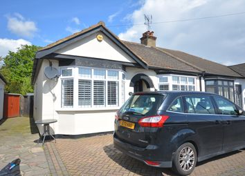 Thumbnail 2 bed semi-detached bungalow for sale in Stafford Avenue, Ardleigh Green, Hornchurch
