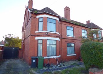 Thumbnail 4 bed semi-detached house for sale in Gautby Road, Birkenhead