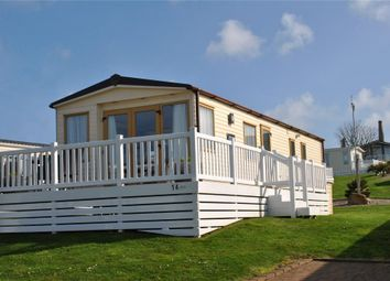 Thumbnail 2 bed detached bungalow for sale in Wheal End, Praa Sands Holiday Park, Praa Sands, Penzance