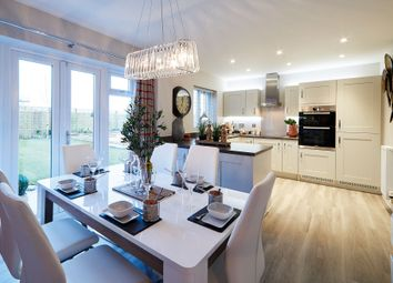 "Thumbnail 4 bedroom detached house for sale in ""The Titchfield"" at Pepper Lane, Standish, Wigan"