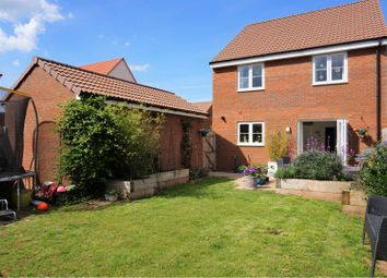 Thumbnail 4 bed detached house for sale in Sweeting Close, Taunton