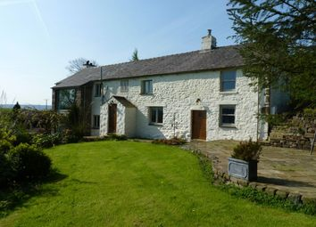 Thumbnail 4 bed detached house for sale in Little Bowland Road, Whitewell, Clitheroe