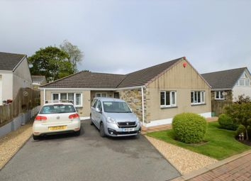 Thumbnail 4 bed detached bungalow for sale in Crembling Well, Barncoose, Redruth, Cornwall