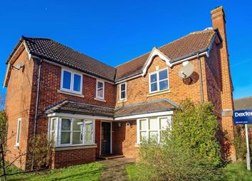 Thumbnail 5 bed detached house to rent in Wessex Close, Thames Ditton