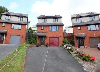 Thumbnail 4 bed property for sale in Rhianfa Gardens, Swansea