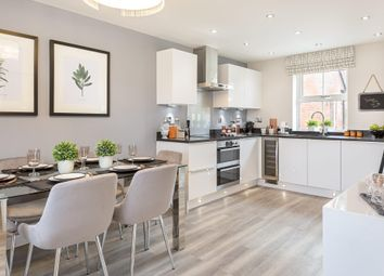 "Thumbnail 3 bedroom detached house for sale in ""Eskdale"" at Rosemary Drive, Northwich"