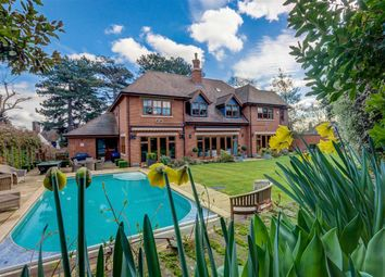 Thumbnail 7 bed detached house for sale in Yewlands, Hoddesdon, Hertfordshire
