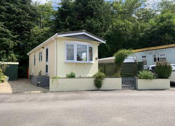 Thumbnail 1 bed mobile/park home for sale in Coxpark, Gunnislake, Cornwall