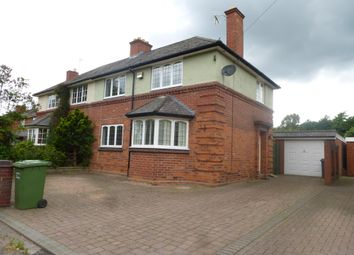 Thumbnail 3 bed property to rent in Gilson Drive, Coleshill, Birmingham