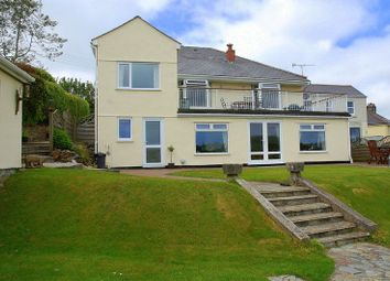 Thumbnail 3 bed detached bungalow for sale in Rose Hill, Lostwithiel