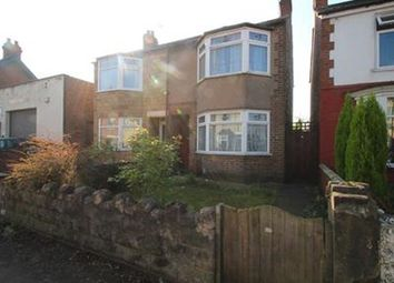 Thumbnail 3 bed semi-detached house to rent in North Street, Coventry