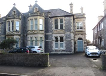 Thumbnail 2 bed flat for sale in Clarence Road South, Weston-Super-Mare