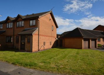 Thumbnail 3 bed semi-detached house for sale in Heron Close, Scunthorpe