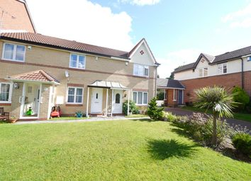 Thumbnail 2 bed terraced house to rent in Hazeldene Court, Tynemouth, North Shields